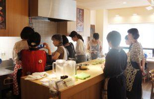 味噌汁を通じて日本の旬を知る in 大源味噌