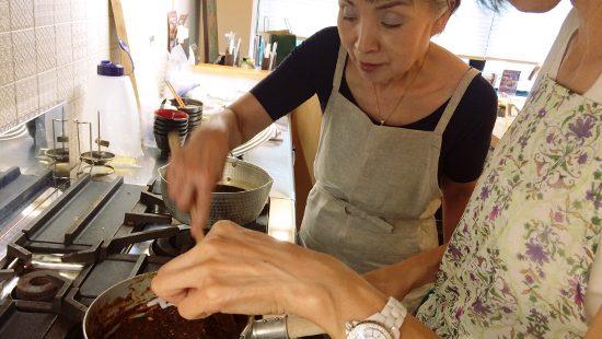 味噌汁を通じて日本の旬を知る in 大源味噌 第2回